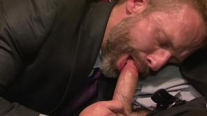Icon Male - Dirk Caber with Adam Russo sucks dick and fucks