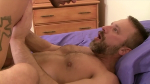 IconMale.com - DILF Ty Roderick fucked anal