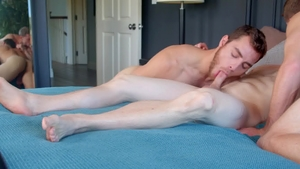NextDoorBuddies: Athletic gay Justin Matthews need hard sex