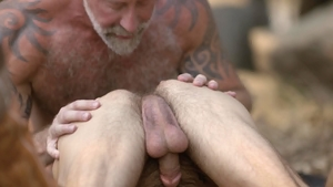 Icon Male - Lance Charger pounded by Casey Everett