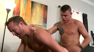 ExtraBigDicks.com: Jack Gunther jerking huge cock