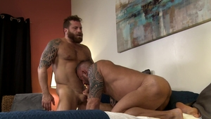 Men Over 30: Riley Mitchel having fun with brunette Jon Galt