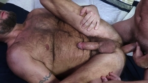 MenOver30.com: Chase Ryder pounding huge cock daddy