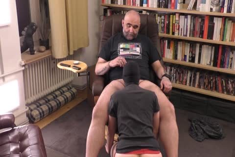 Great throat To penis Massage After Day At Work
