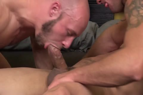 Bjorn And Cooper Reed And Pax Tagteam bare