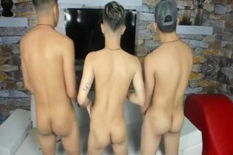 Caressing And butthole nailing In Live
